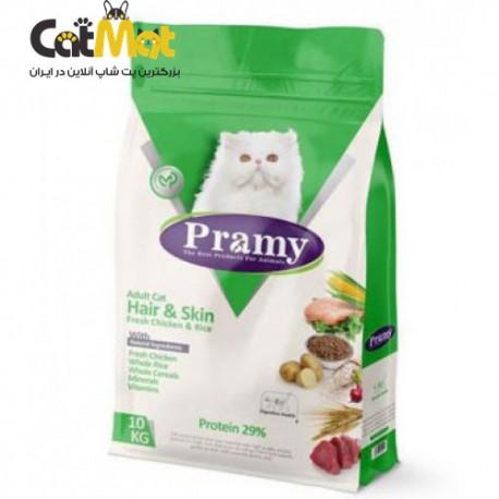 غذای خشک گربه (پوست و مو)10 kg