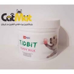 شیر خشک مخصوص سگ 300 گرمی Tidbit