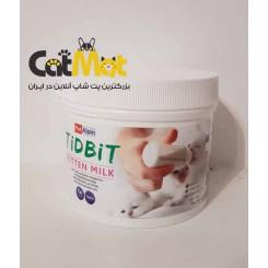 شیرخشک مخصوص گربه 300 گرمی Tidbit