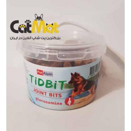 مکمل تشویقی بهبود مفاصل مخصوص سگ Tidbit