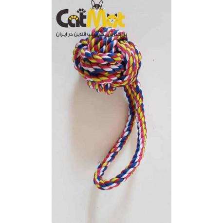 توپ بازی با بند کنفی