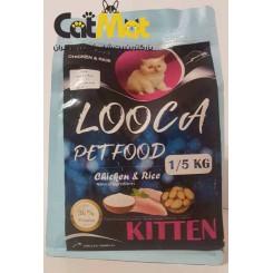 غذای خشک بچه گربه لوکا 1/5 کیلوگرمی