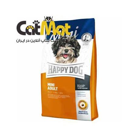 غذا خشک سوپر پرمیوم سگ نژاد کوچک بالغ هپی 8 کیلویی