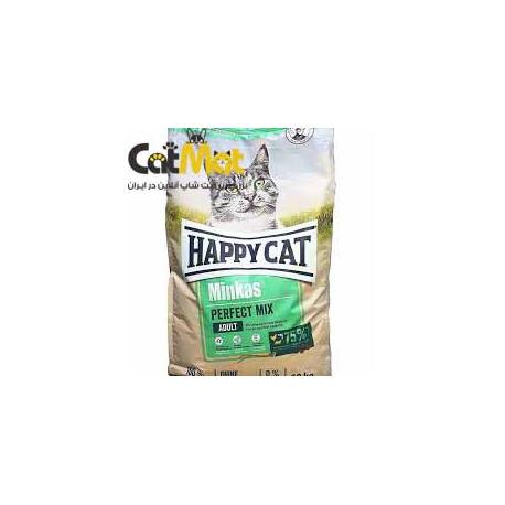 غذا خشک گربه مینکاس مخلوط 10 کیلویی
