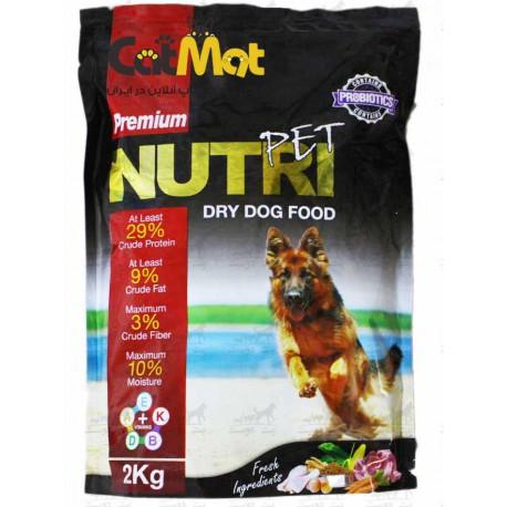 غذا خشک سگ بالغ نوتری 29% 2 کیلویی