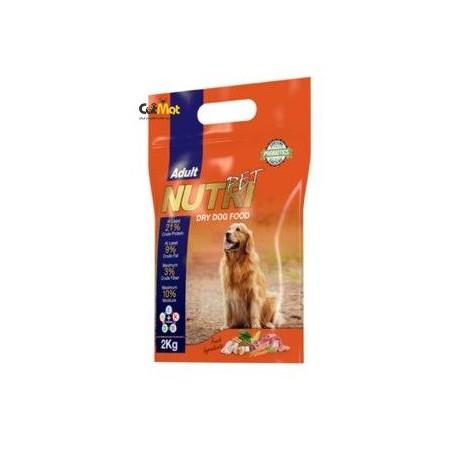 غذای نوتری خشک سگ بالغ با پروتیین 2kg
