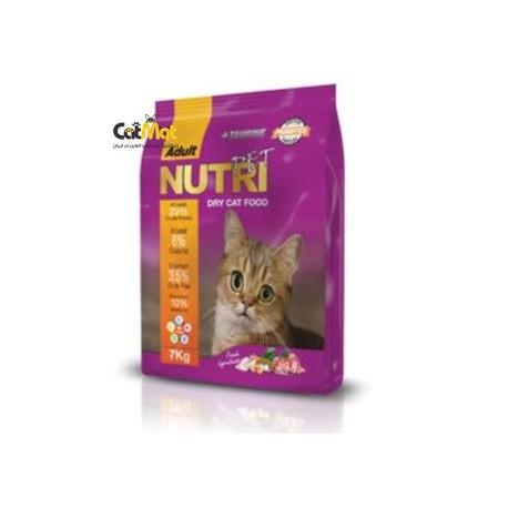 غذاي خشک نوتري گربه بالغ با پروتیین 7kg