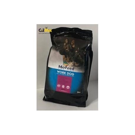 غذای خشک سگ مفید 2kg WORK