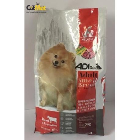 غذای سگ بزرگ سوپر پرمیوم آدی داگ گوشت و سبزی 4کیلوگرم