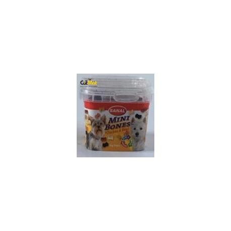 خوراک استخوانی کاسه ای سگ های نژاد کوچک 100گرم