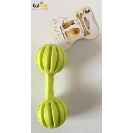 اسباب بازی دندانی دمبل