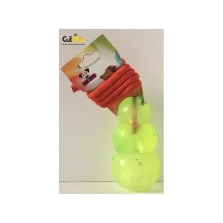 اسباب بازی گلابی بند دار آموزشی 10 سانتی