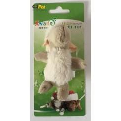 اسباب بازی پارچه ای به شکل گوسفند