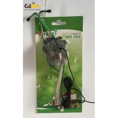 اسباب بازی گربه موش صدا دار