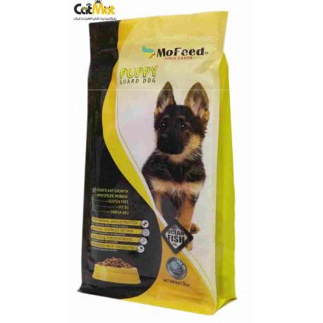 غذای خشک توله سگ نژاد برزگ مفید 5kg