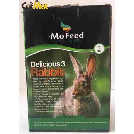 غذای خرگوش مفید 1kg