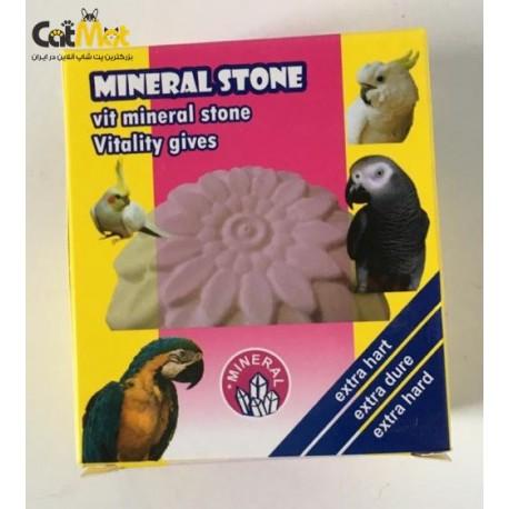 سنگ کلسیم بزرگ پرنده