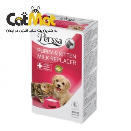 شیر خشک مشترک سگ و گربه پرسا
