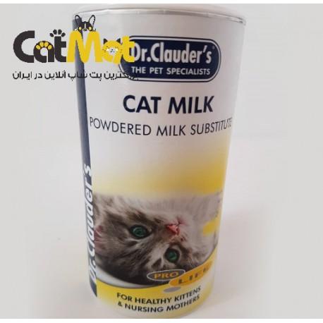 شیر خشک گربه دکتر کلودرز 200گرم
