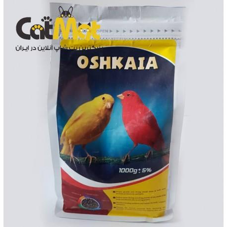 غذای پروبیوتیک قناری 1 کیلوگرمی (oshkaia)
