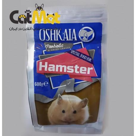 غذای همستر با پروبیوتیک oshkaia