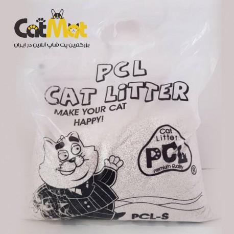 خاک بستر گربه pcl s8