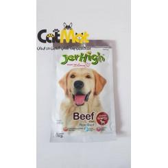 تشویقی جرهای سگ با طعم گوشت