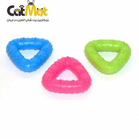 اسباب بازی دندانی مثلثی