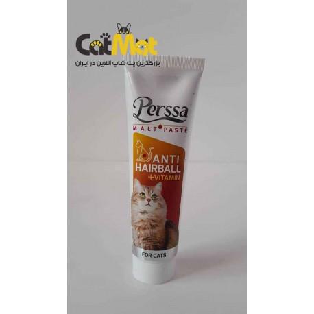 خمیر مالت ویتامینه مخصوص گربه پرسا Perssa